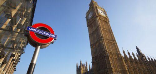 Big Ben Underground stations