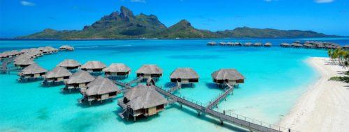 Bora Bora Island accomodation