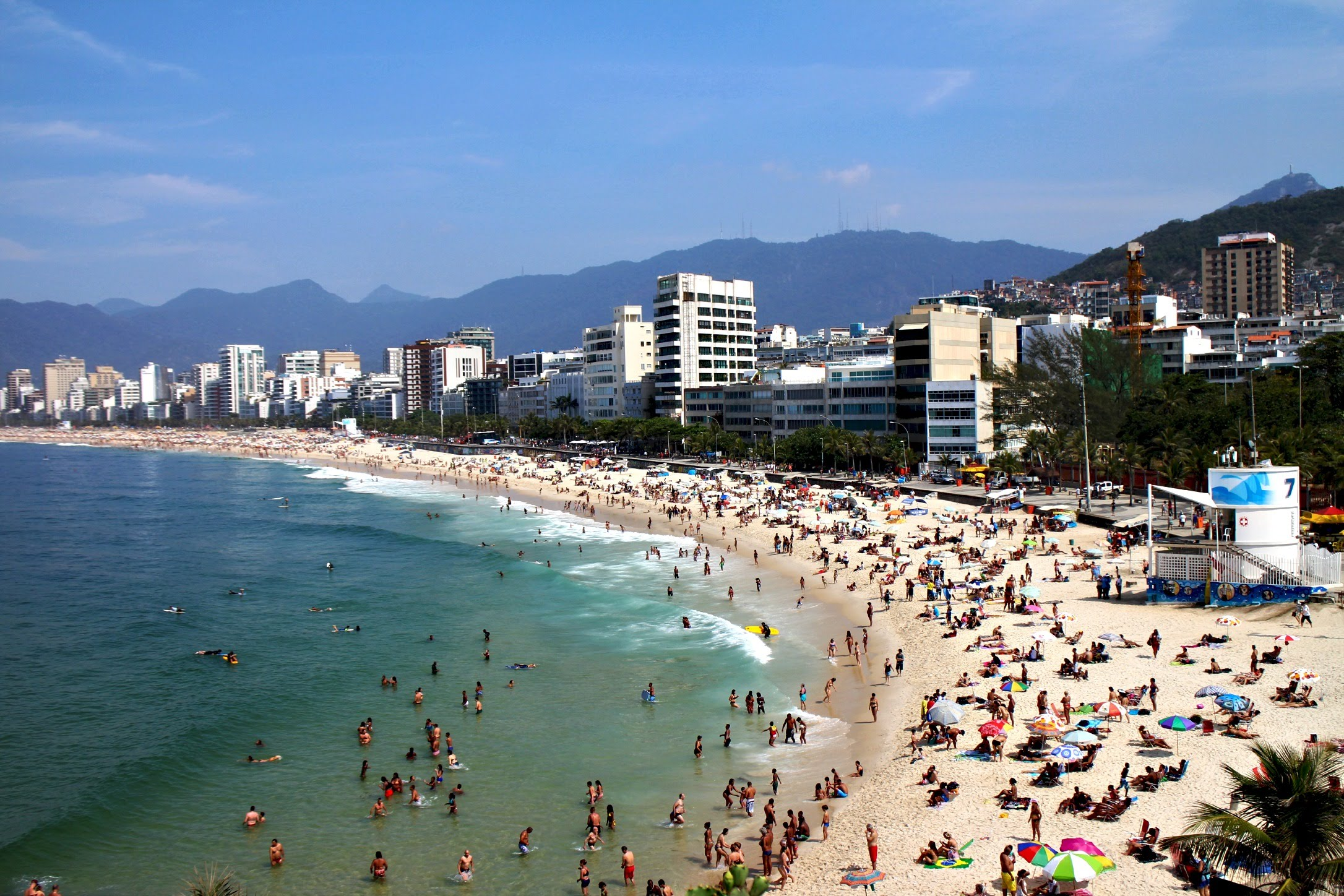 Trip to Ipanema beach, Ipanema beach facts, Ipanema beach Pictures