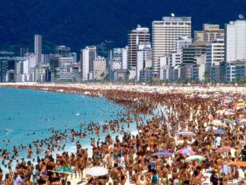 Ipanema beach Pictures