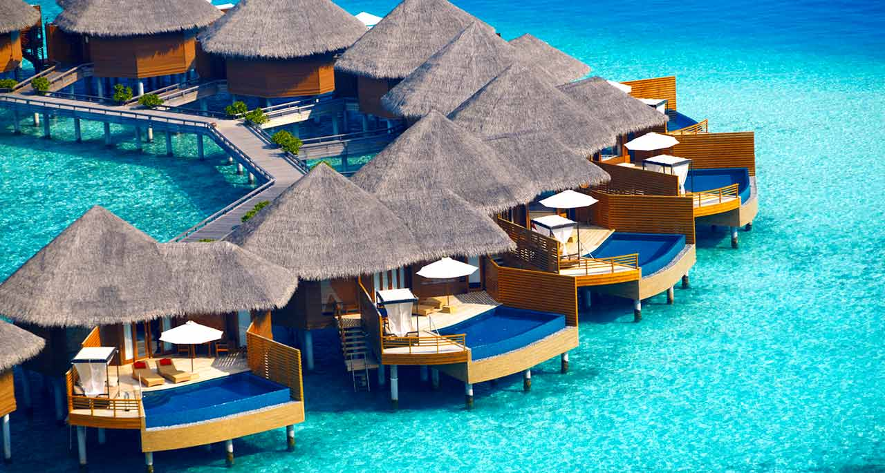 Which Resort to stay in Maldives