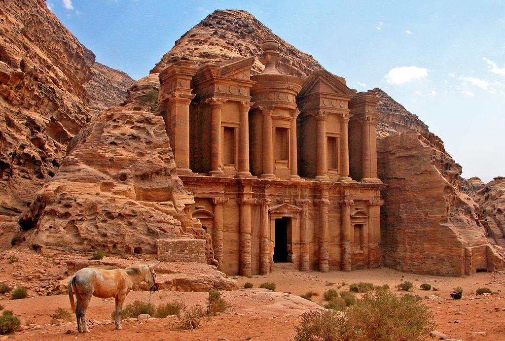 How to Get to Petra Jordan