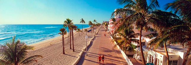 Places to look for in Hollywood, Florida